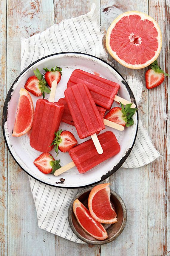 Super-Cool Popsicles To Make This Summer