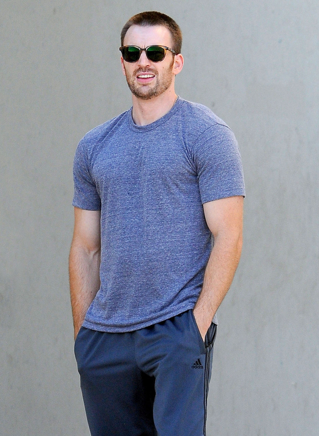 Times-Chris-Evans-Was-Too-Handsome