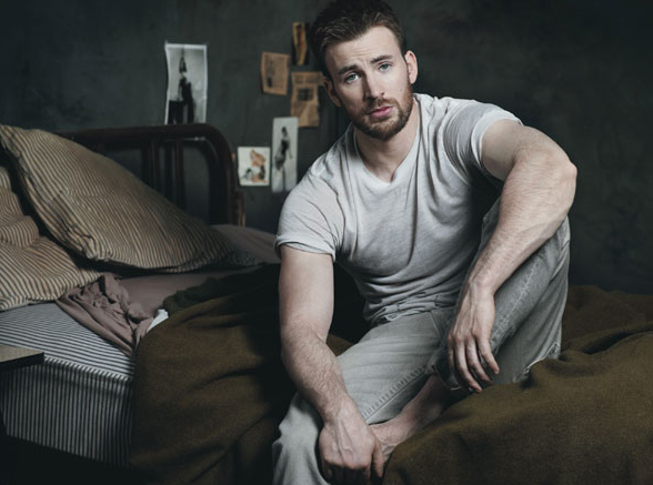 16 Times Chris Evans Was Too Handsome