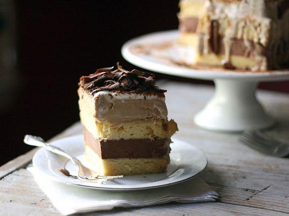 Truly Beautiful Ice Cream Cakes Barnorama