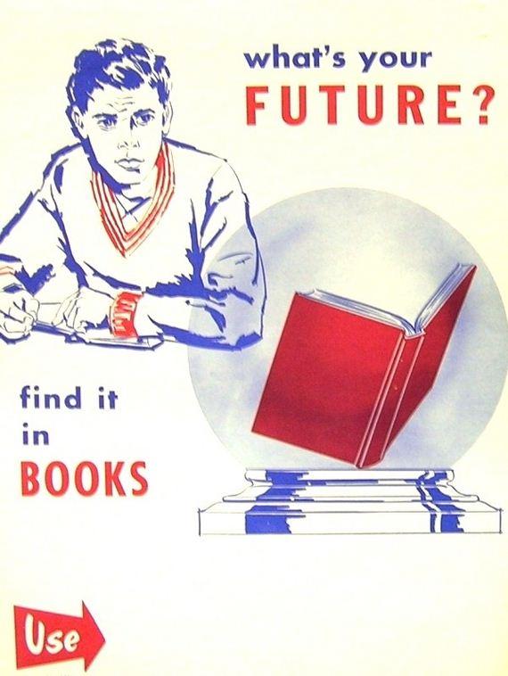 Wonderful-Vintage-School-Library-Posters