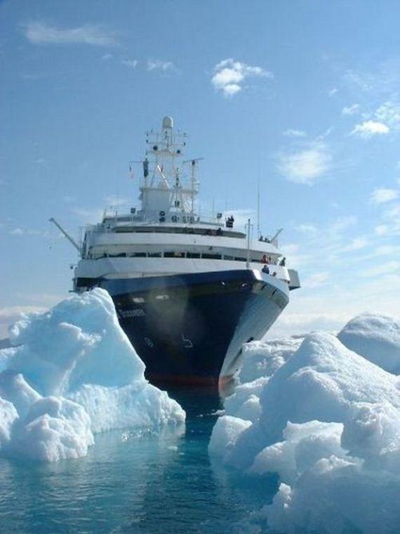 Stupid T Shirts >> Abandoned Cruise Ship World Discoverer - Barnorama