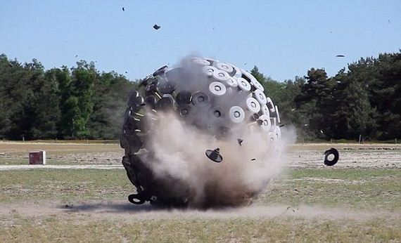 anti-landmine-device