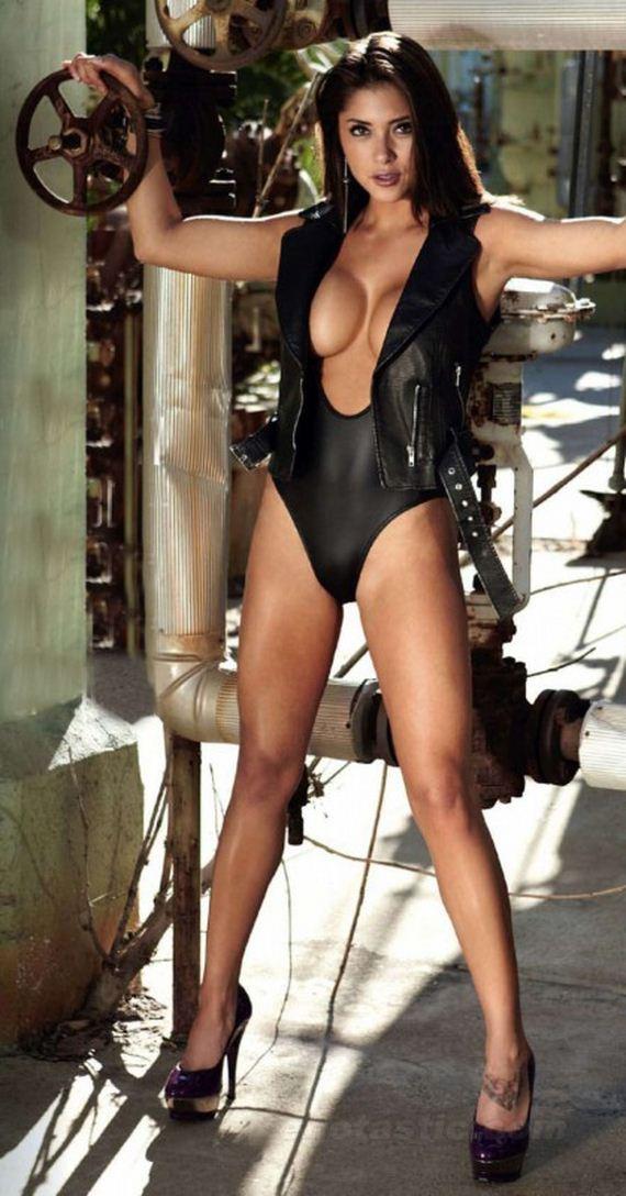 Hottest Photos Of Arianny Celeste - Barnorama-4424