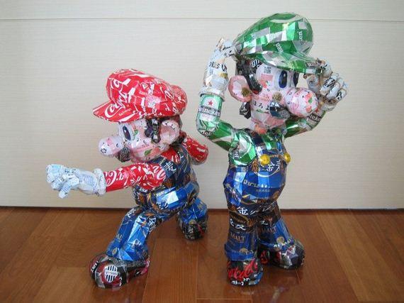beer-statues