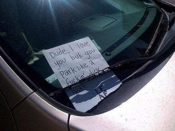 best-notes-ever-left-car-windshields