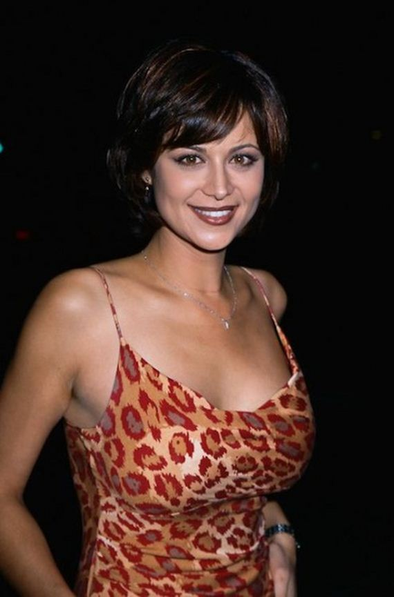 Catherine Bell of 'Army Wives' Will Ring Your Bell - Barnorama