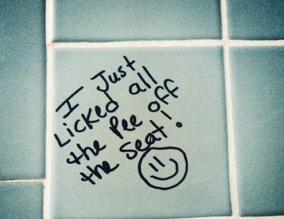 Bizarre Bathroom Confessions - Barnorama