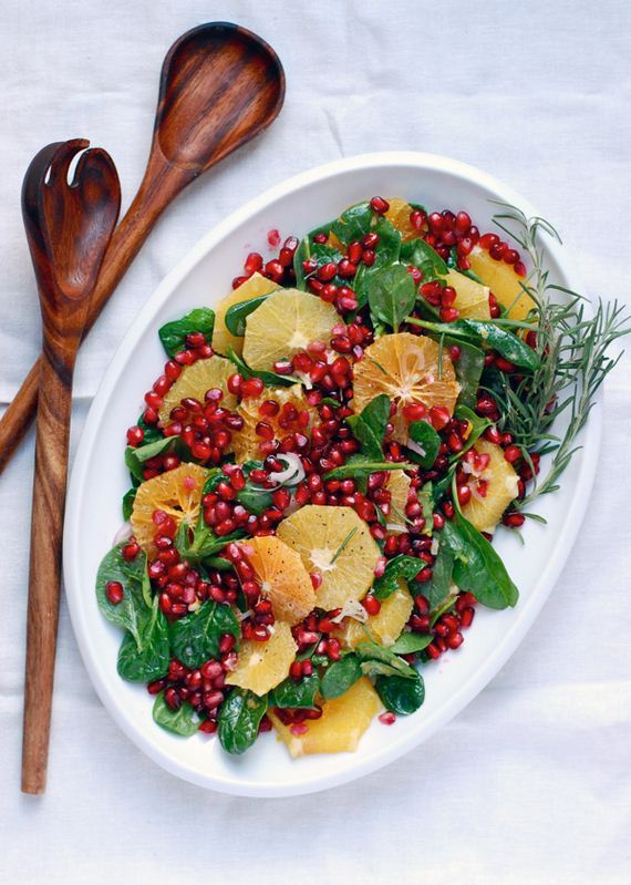 Colorful And Healthy Winter Salads Barnorama