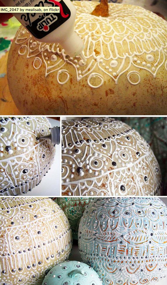 Easy Diy No Carve Pumpkin Ideas Barnorama