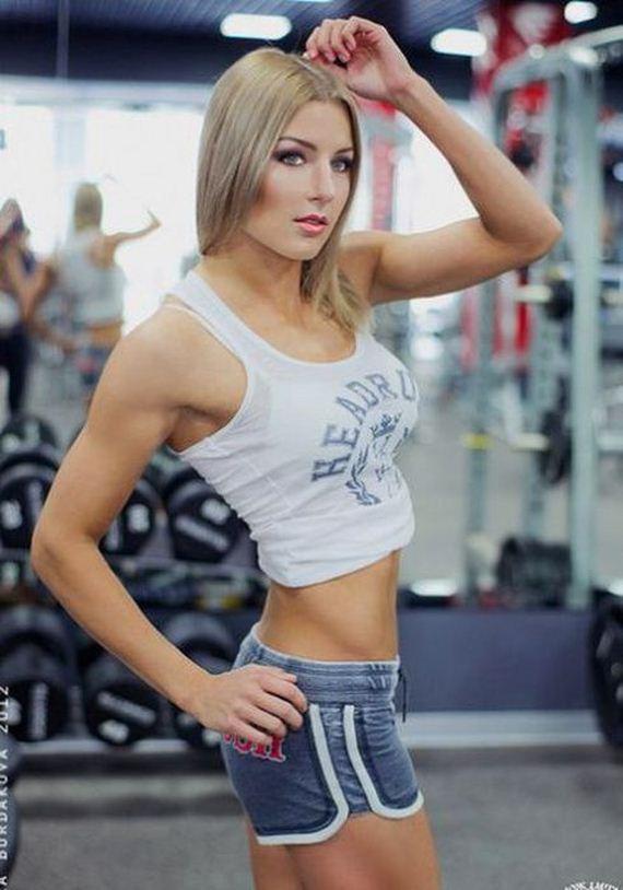 Catherine Vandareva Is A Model Boxer Barnorama