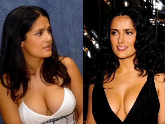 celebrity-cleavage