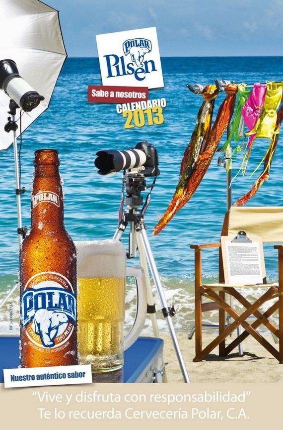 chicas-polar-pilsen-2013-calendar