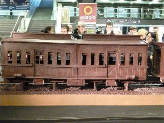 chocolate-train