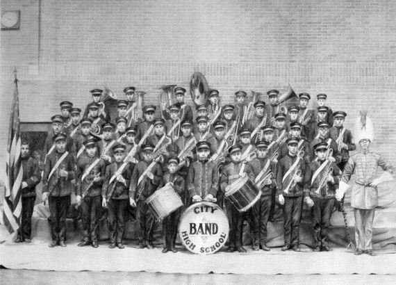 city-band-pencil-portrait