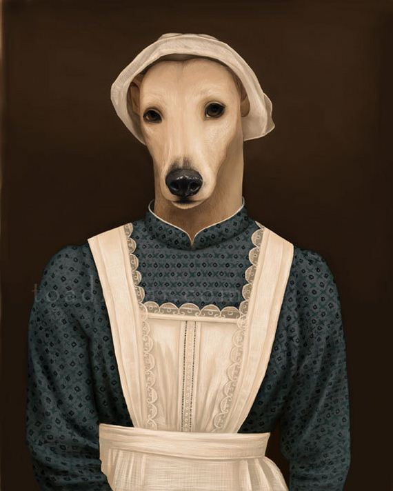 downton-abbey-as-dogs-and-cats