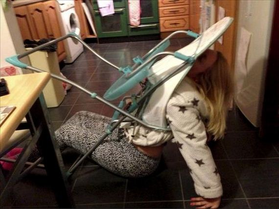 drunk-mom-stuck-baby-chair