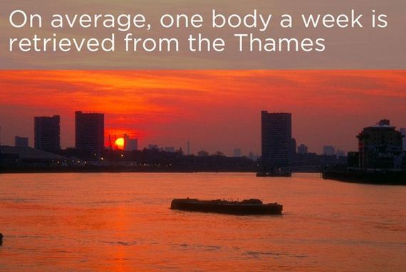 Facts you probably dont know about the river thames