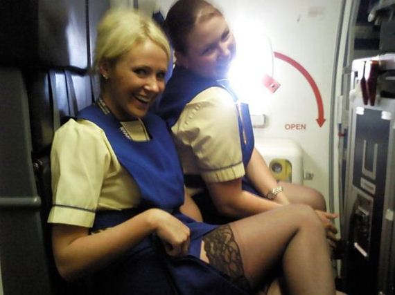 female-flight-attendants