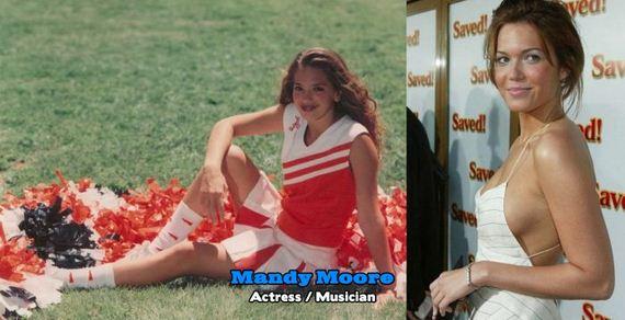female_celebrities_you_never_knew_were_cheerleaders