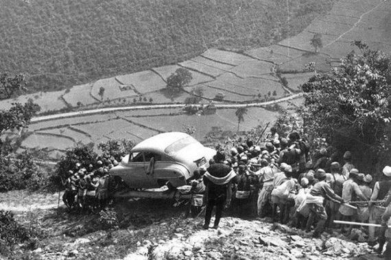 first_car_in_nepal