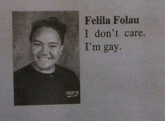 Funny Yearbook Quotes - Barnorama
