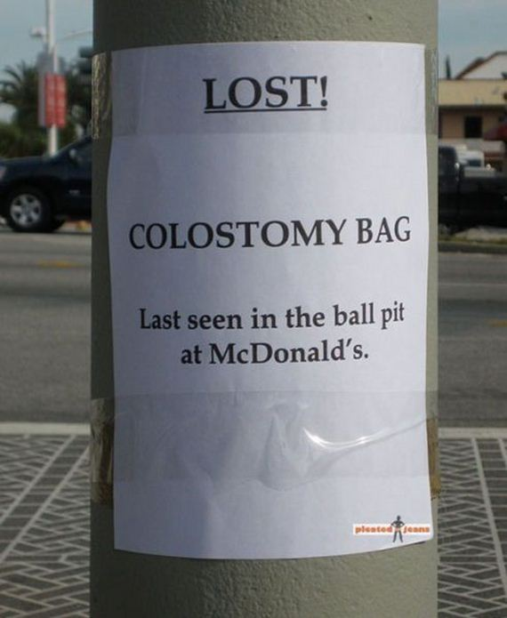 funny_lost_found_signs