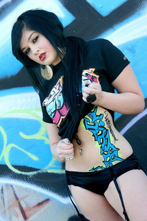 graffiti_girls
