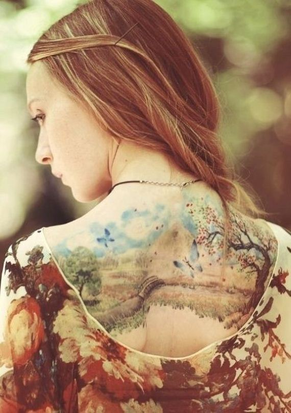 Beautiful Nature Tattoos - Barnorama-7041