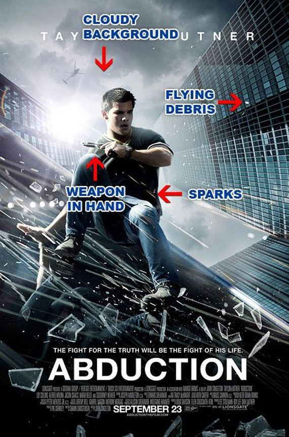 Interesting Trend In Movie Posters Barnorama