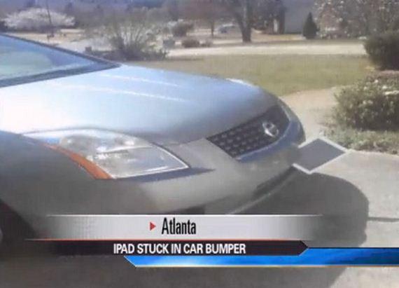 ipad_stuck_in_car_bumper
