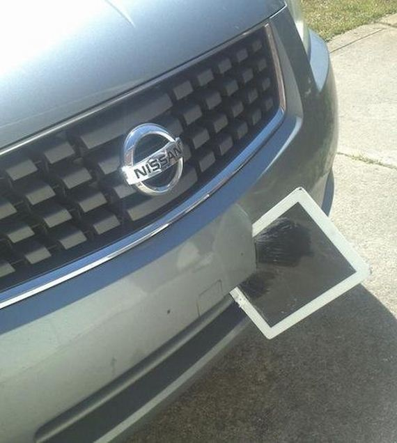 ipad_stuck_in_car_bumper