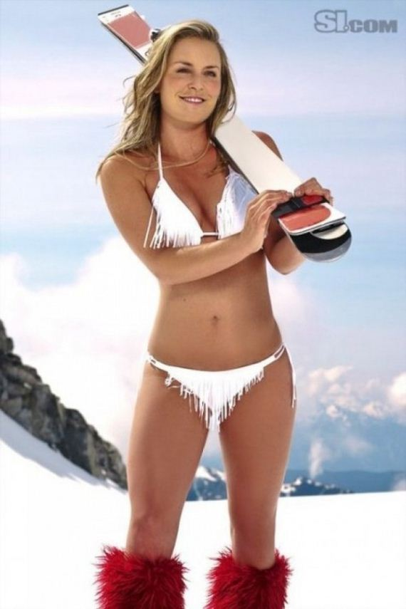 Lindsey Vonn Racy Photos