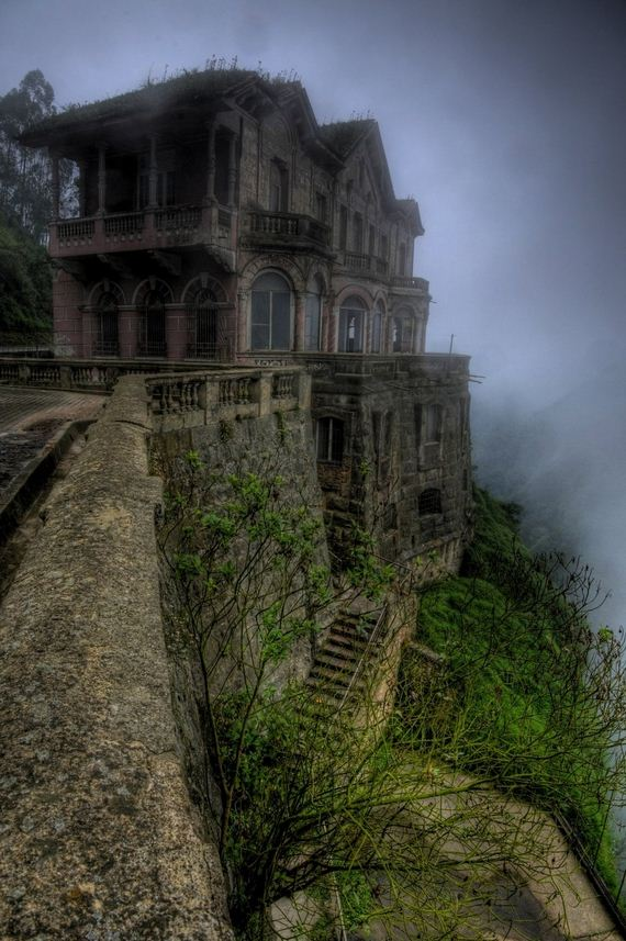 Most Beautiful Abandoned Places In The World Barnorama