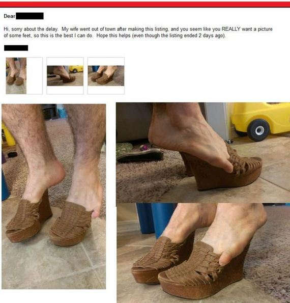 my_wife_tried_selling_her_shoes