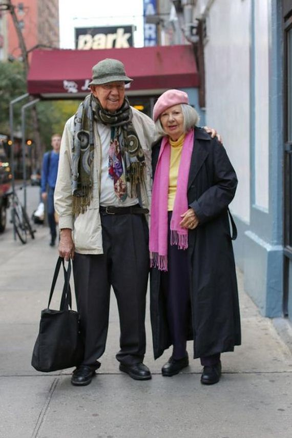 Old people dating in ny