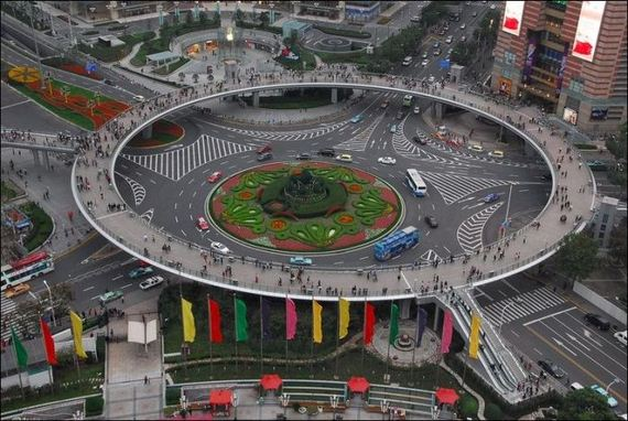 pedestrian-bridge-in-china