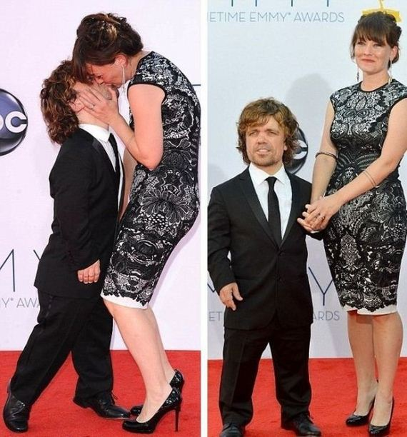 peter dinklage and his wife barnorama