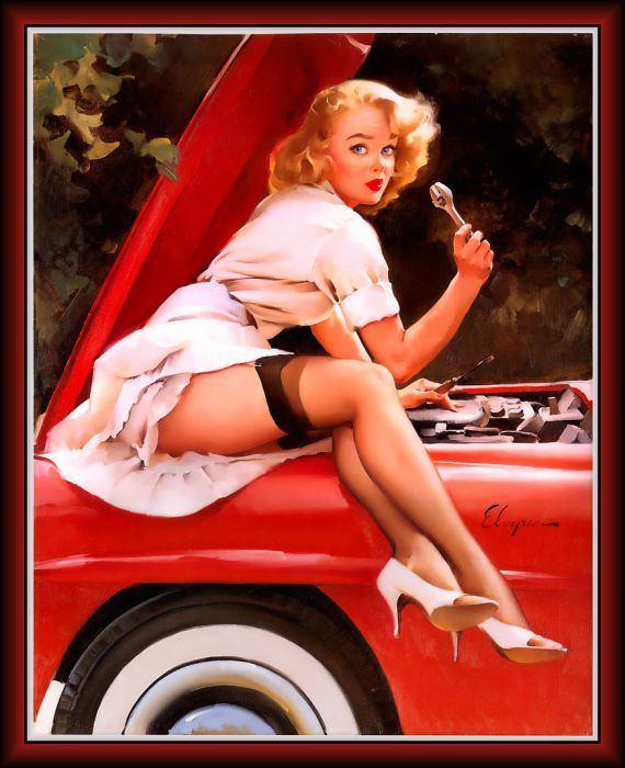 pinup-girls