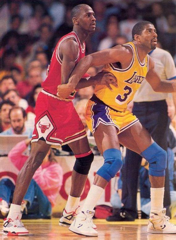 The legendary Michael Jordan turns 55 but 23 will always