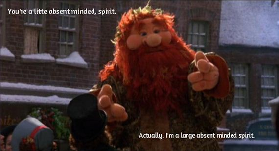 """Reasons """"The Muppet Christmas Carol"""" Is The Best Carol Of Them All - Barnorama"""