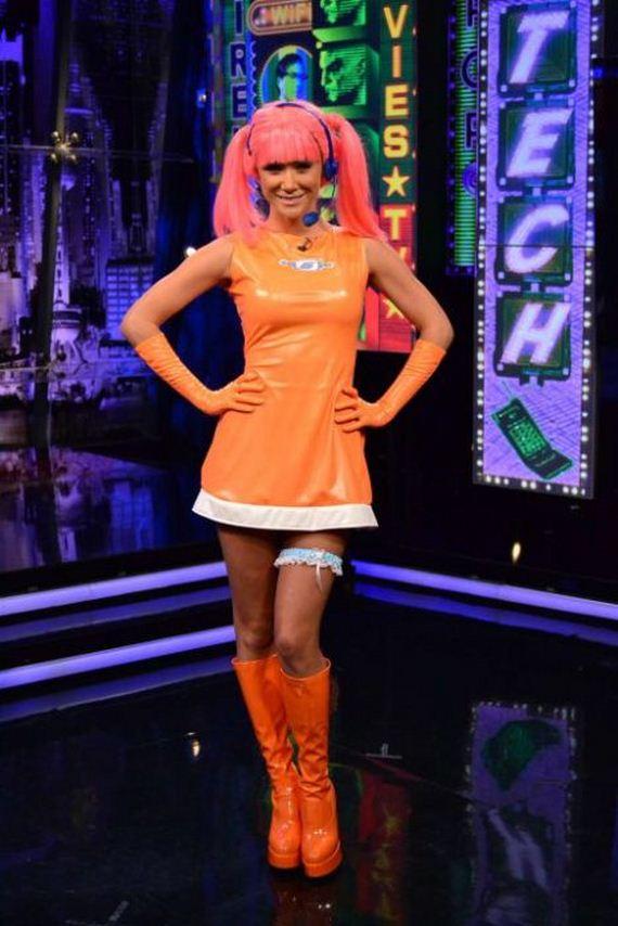 Sara Jean Underwood Halloween Costumes Barnorama