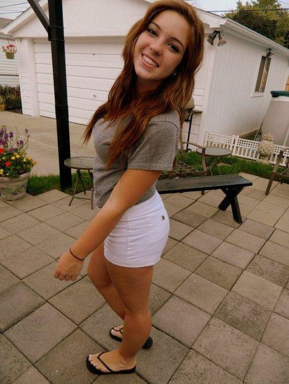 Latinas teen in short shorts images 417