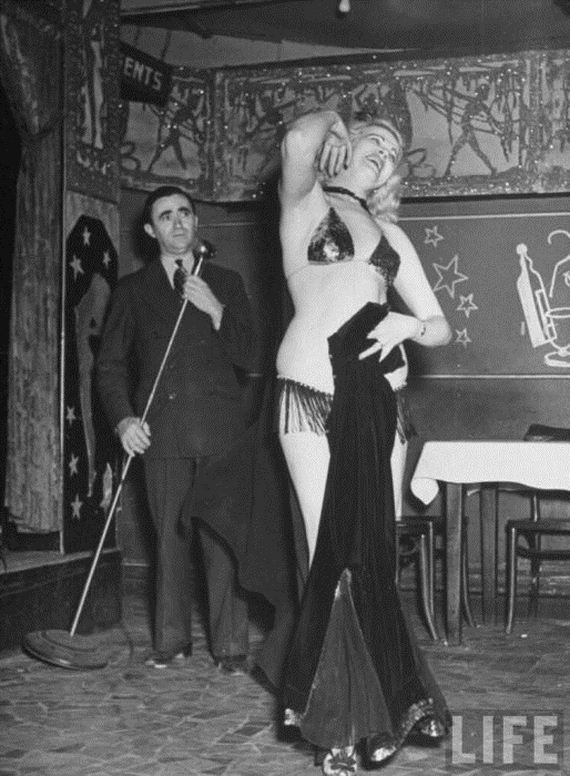 strip-club-in-new-orleans-in-1943