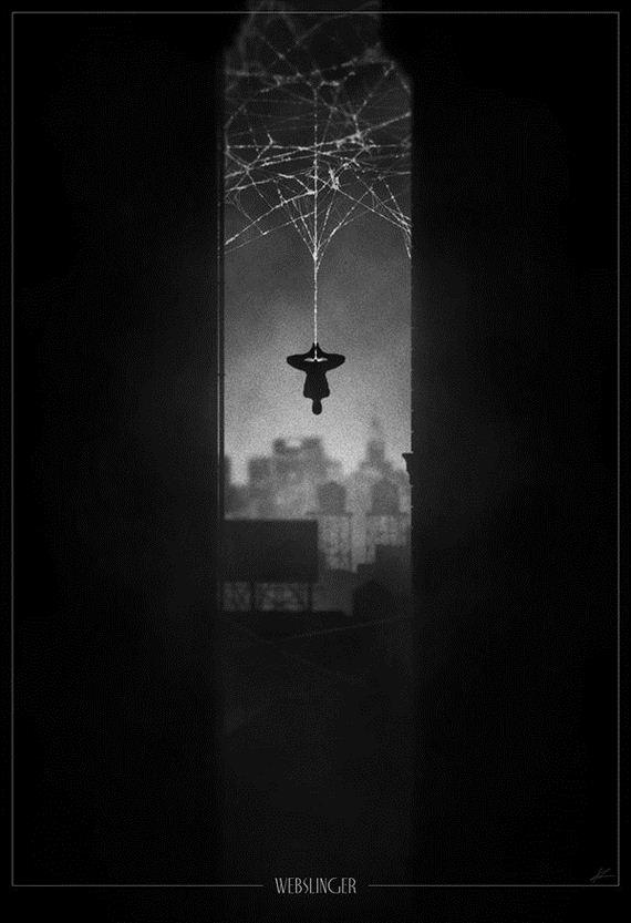 superhero_noir_posters