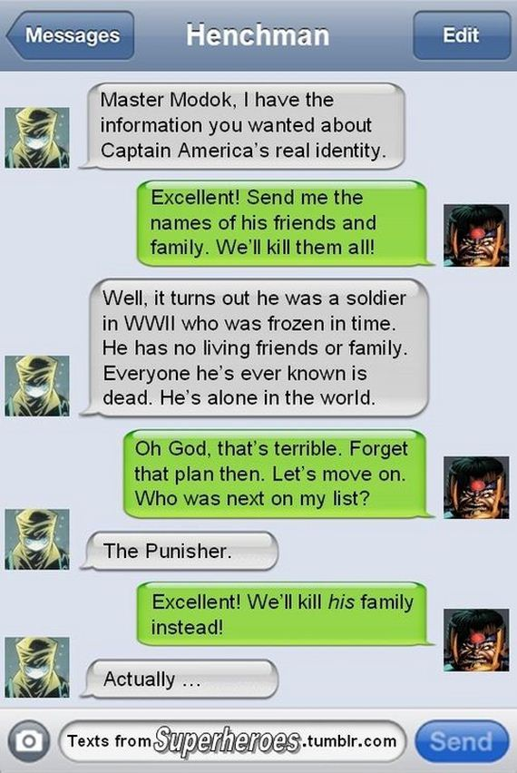 texts_from_super_heroes