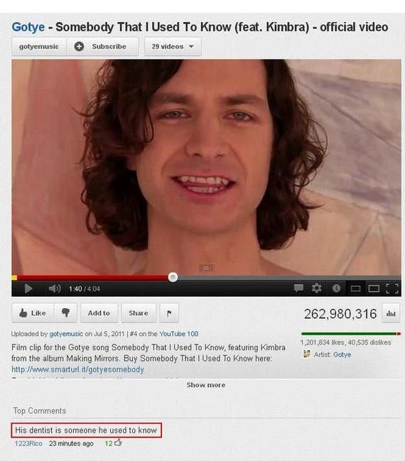 the-funniest-youtube-comments-of-2012
