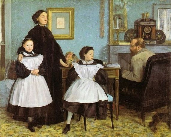 the_first_paintings_of_famous_artists