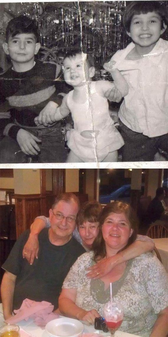 13-then-now-1 - How fast time flies... - Family & Parenting