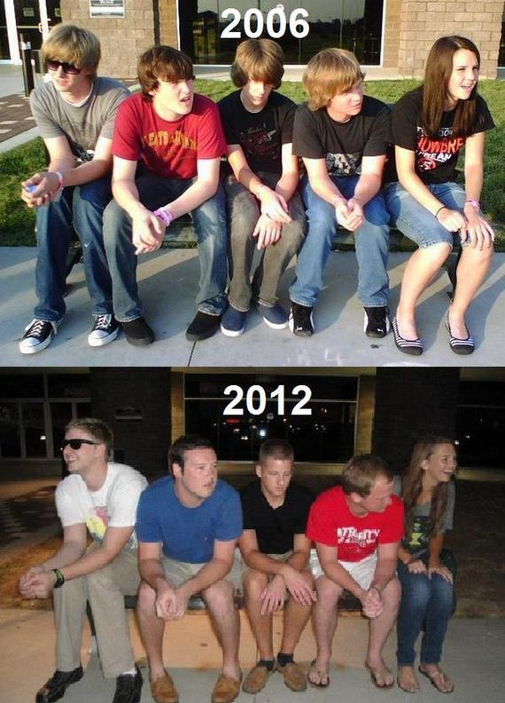 17-then-now-1 - How fast time flies... - Family & Parenting